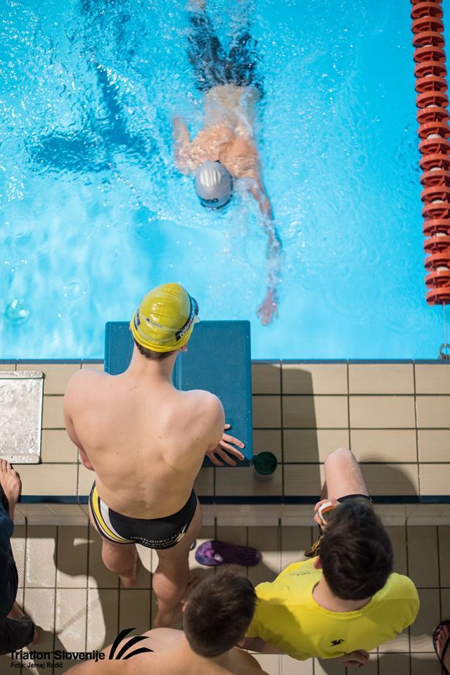 Dan talentov marec 2018 fantje plavanje
