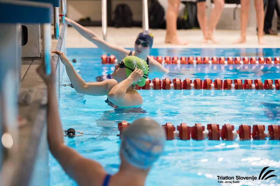 Dan talentov marec 2018 dekleta plavanje