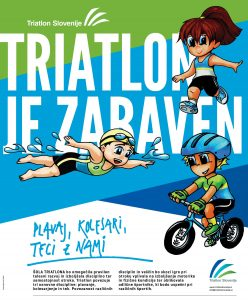 Triatlon je zabaven