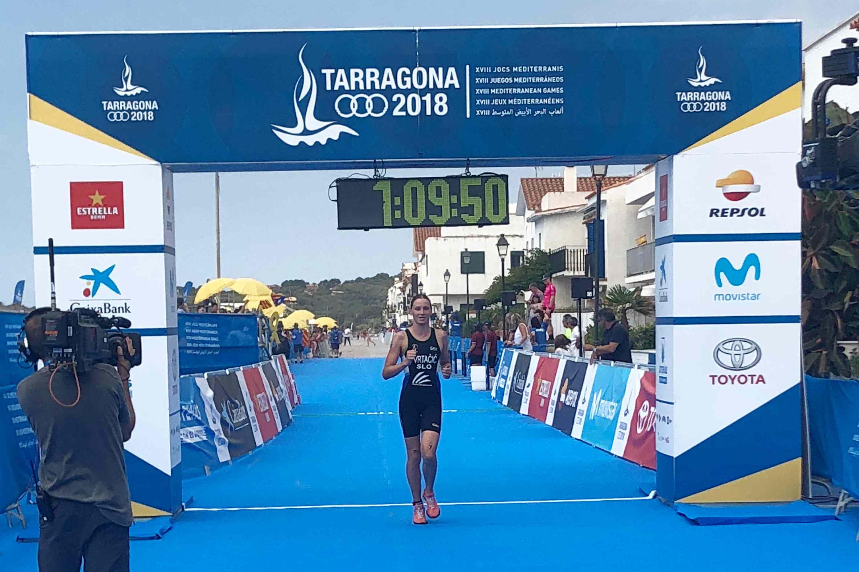 Tarragona 2018 Vrtacic